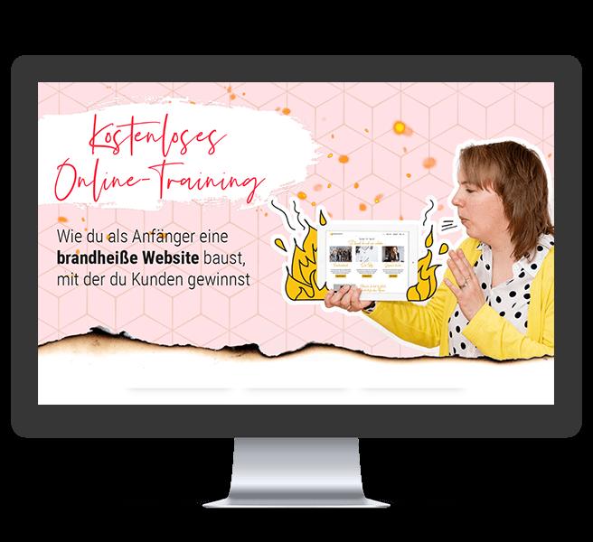Kostenloses Online-Training