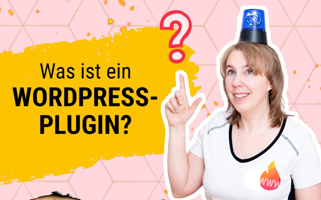 Was ist ein WordPress-Plugin?