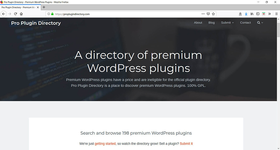Premium WordPress Plugins